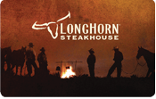 Buy LongHorn Steakhouse Gift Card