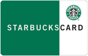 Buy Starbucks Gift Card
